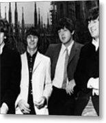 The Beatles, 1960s Metal Print
