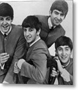 The Beatles, 1963 Metal Print