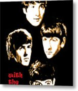 The Beatles No.20 Metal Print
