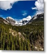 The Beautiful San Juan Mountains Metal Print