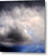 The Beauty Of Clouds Metal Print