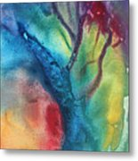 The Beauty Of Color 3 Metal Print