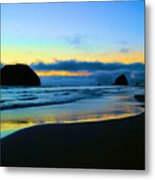 The Beauty Of The Moment Metal Print