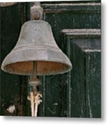 The Bell Tolls Metal Print