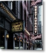 The Berghoff Restaurant Metal Print