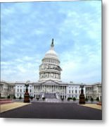 The Best Congress Money Can Buy Metal Print