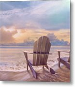 The Best Part Of The Day In A Dream  Metal Print