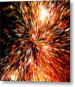 The Big Bang Metal Print