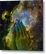 The Big Bang  Two Metal Print