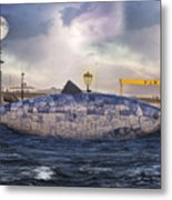 The Big Fish Metal Print