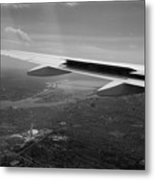 The Big O From On High Metal Print
