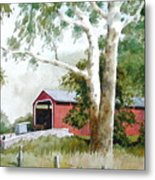 The Big Sycamores Metal Print