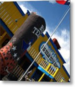 The Big Texan II Metal Print