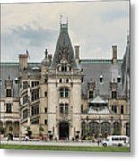 The Biltmore Estate Metal Print