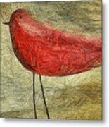 The Bird - Ft06 Metal Print