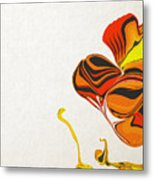 The Birth Of A Butterfly Metal Print