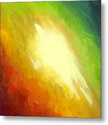 The Birth Of Conceit Metal Print