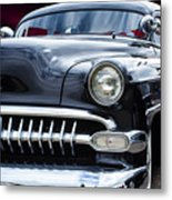 The Black 54 Metal Print