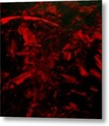 The Blood Metal Print