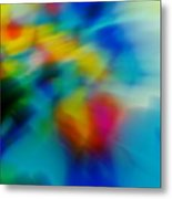The Blossom Within Metal Print