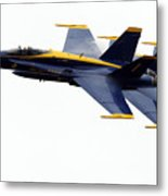 the Blue Angels leads the diamond in the Echelon Metal Print