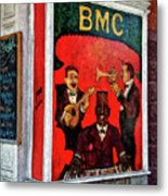 The Bmc Metal Print