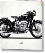 The R50s Motorcycle Metal Print