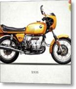 The R90s Motorcycle 1974 Metal Print