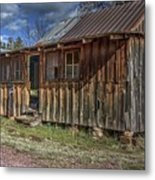 The Boars Nest Metal Print