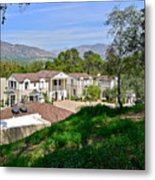 The Boddy House Metal Print