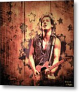 The Boss 1985 Metal Print