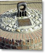 The Brading Bull Ring Metal Print