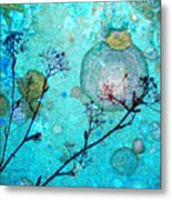 The Branches And The Moon Metal Print