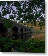 The Bridge At Inistogue Metal Print