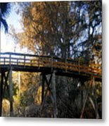The Bridge In My Dreams Metal Print