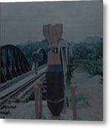 The Bridge On The River Kwai Metal Print