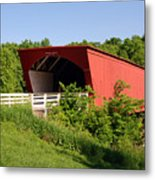 The Bridges Of Madison County Metal Print