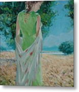 The Bright Day Metal Print