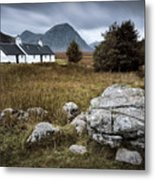 Blackrock And The Buachaille Metal Print