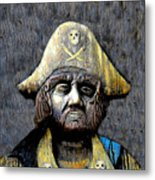 The Buccaneer Metal Print