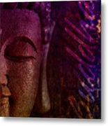 The Buddha Metal Print