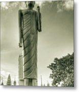 The Buddha Of Roi-et Metal Print