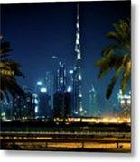 The Burj Khalifa  Metal Print