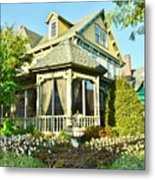 The Buttery Restaurant In Lewes Delaware Metal Print