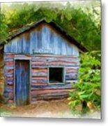 The Cabin Metal Print