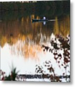 The Calm Waters Metal Print