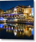 The Cannery Restaurant Metal Print