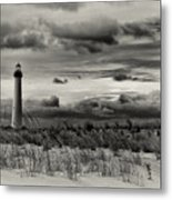 The Cape Metal Print