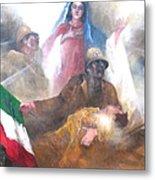 The Carabinieri History 1814 2008 Metal Print
