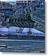 The Carriers Metal Print